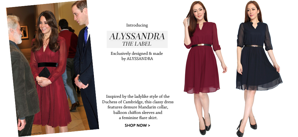 ALYSSANDRA The Label