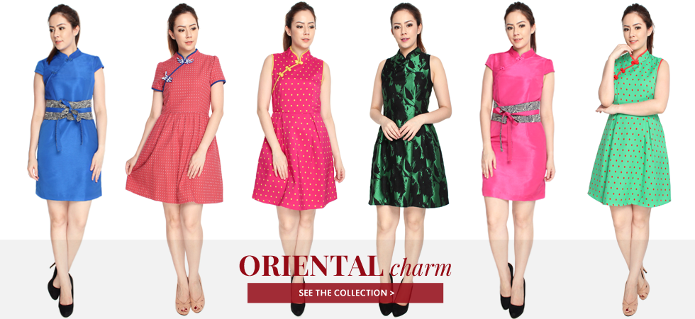 Oriental Charm collection