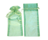 6 x 14 Two Tone Organza Bag - 10 pcs