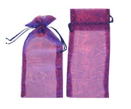 6 x 15 Two Tone Organza Bag - 2 pcs