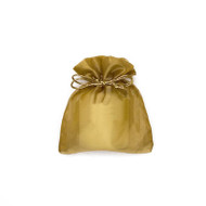 4 x 5 Metallic Organza Bag - 6 pcs