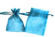 3 x 4 Plain Organza Bags - 6 pcs