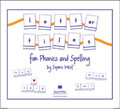 Letter Tiles for Phonics and Spelling