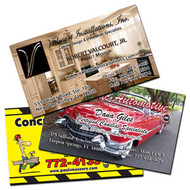 BCF2S   2 Sided Full Color Business Cards Special Order