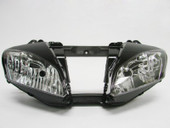 06-07 YAMAHA YZF R6 YZFR6 R-6 HEADLIGHT HEAD LIGHT HEADLAMP ASSEMBLY W/BULB NEW