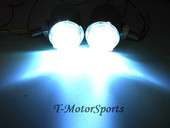Chrome Fog LED light for Harley vrod vrsc v rod running xl