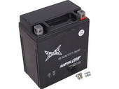 AGM YTX7L-BS 12V Battery for Suzuki DR350SE DR350 Kawasaki EX250 Ninja Super Sherpa  Honda NX125 NX250