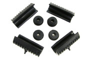 Rubber Grommets/Cushions for Harley Touring Saddlebag Road King Tour Pack Glide