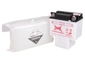 HYB16A-AB HYB16A-A HYB16A-BS Battery for Honda 1100 VT1100C Shadow A C E Spirit
