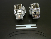 CHROME SWITCH HOUSING for Harley Davidson Electra Glide FLHT Street Glide FLHX