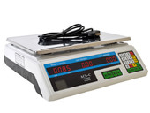 60 LB Digital Scale Price Computing Deli Food Produce Electronic Counting Weight