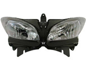 New Head Light Headlamp Assembly For 2003-2009 Yamaha FZ6S 03 04 05 06 07 08 09