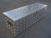 "49"" Aluminum Truck Pickup Atv Camper Tool Box Trailer Flatbed Rv Storage W/lock"