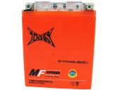 Gel Sealed YTX14AHL-BS Battery for Honda CB VF CBR Hurricane Triumph Thunderbird