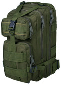 30L Military Tactical Multicam Backpack Rucksack Sport Hiking Trekking Bag (Green)