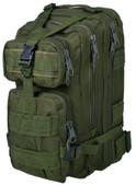 New Military Tactical Multicam Backpack Rucksack Sport Hiking Trekking Bag (Green)
