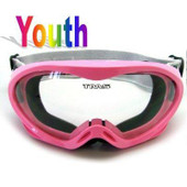 YOUTH PINK  OFF-ROAD GOGGLES MOTOCROSS DIRT BIKE ATV MX