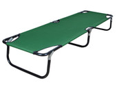 Portable Outdoor Military Folding Bed Cot Sleeping Camping Hiking Guest Travel