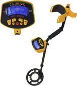 Metal Detector Gold Digger Light Hunter Deep Sensitive Search Headphone Jack LCD