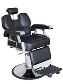 All Purpose Hydraulic Reclining Barber Chair Salon Beauty Spa Shampoo Equipment