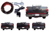 """60"""" 5-Function Flexible LED Tailgate Strip Bar Brake Signal Light for Truck SUV"""