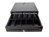 Cash Register Drawer 5 Bill 5 Coin Lock Money Tray for Epson Star POS Printers