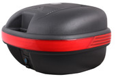 MOTORCYCLE SCOOTER DUAL SPORT HARD TRUNK TOP CASE CARRY