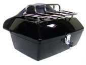 MOTORCYCLE TRUNK HARLEY HONDA V ROAD STAR VULCAN SHADOW