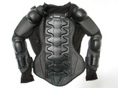 Motorcycle Full Body Armor Protector Motocross Jacket