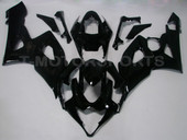UNPAINTED BLACK FAIRING PLASTIC for SUZUKI GSXR 1000 GSX-R1000 05~06