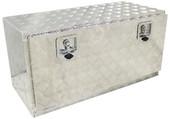 "36"" ALUMINUM TRUCK UNDERBODY TOOL BOX TRAILER BED RAIL"