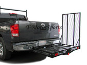 POWER WHEELCHAIR SCOOTER MOBILITY CARRIER RACK RAMP