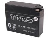 AGM Ut4b-bs Yt4b-bs Motorcycle Battery for Yamaha Ttr50e Ttr90e Suzuki Dr-z70 Sr400 Vino 50 Yj50r Classic