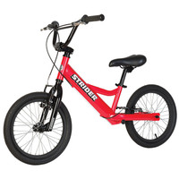 Red Strider 16 - Sport - No Pedal Balance Bike