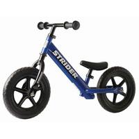 Blue 12 Classic Strider Balance Bike