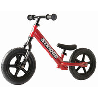 Red 12 Classic Strider Balance Bike