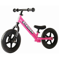 Pink 12 Classic Strider Balance Bike