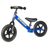 Blue 12 Sport  Strider Balance Bike