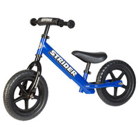 Blue 12 Sport  Strider Balance Bike