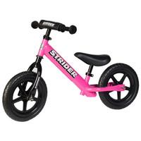 Pink 12 Sport  Strider Balance Bike