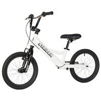 White Strider 16 - Sport - No Pedal Balance Bike