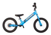Blue 14x Sport Strider Balance to Pedal Bike