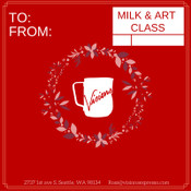 Milk & Art Holiday Edition