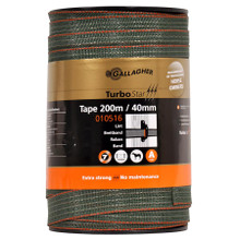 Green TurboStar Tape 40mm 200m