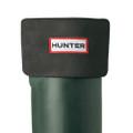 Hunter Fleece Charcoal Welly Sock with Boot