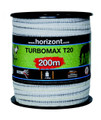Turbomax 20mm White Tape 200m