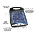 Rutland ESS610 Solar Electric Fence Energiser