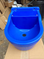 Blue Plastic Float Drinker 9.3L