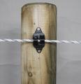 100 x Rope Fence Insulators