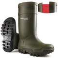 Dunlop Purofoot+ Thermo Safety Wellington Boots